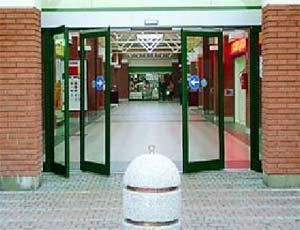 Автоматические двери CAME (Италия): система Антипаника для автоматических дверей.