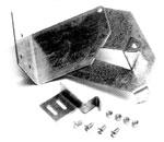 Комплект приспособлений для низкого подъема для секционных ворот