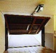 Комплект автоматики CAME V2 потолочного типа для гаражных ворот.